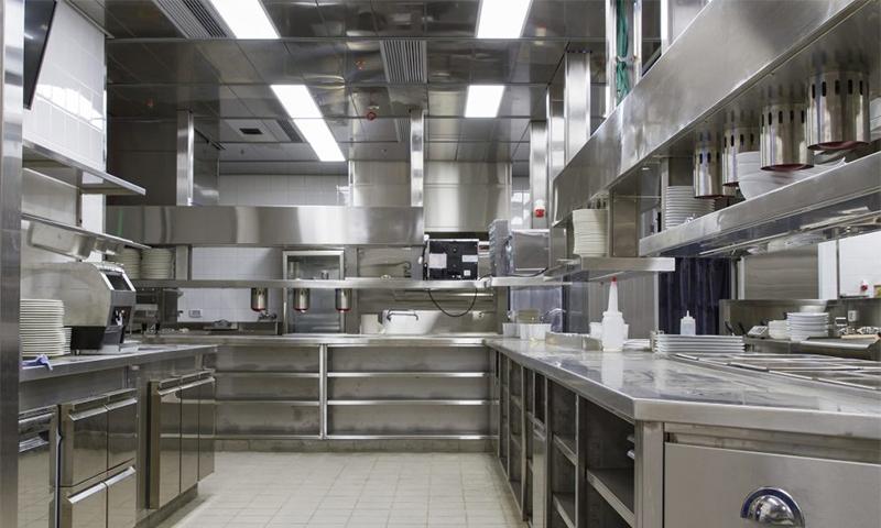 Análise e adequação de layout de cozinhas